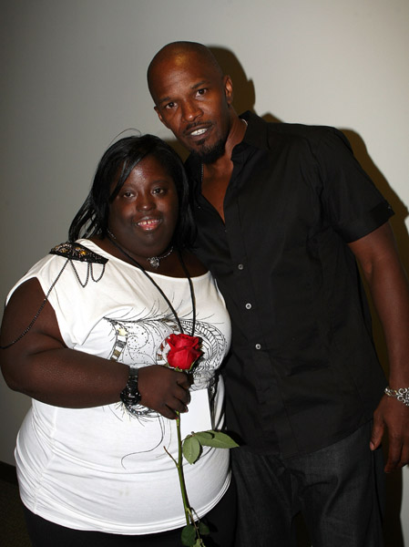 31 for 21: Jamie Foxx on his sister with Down syndrome (2/2)