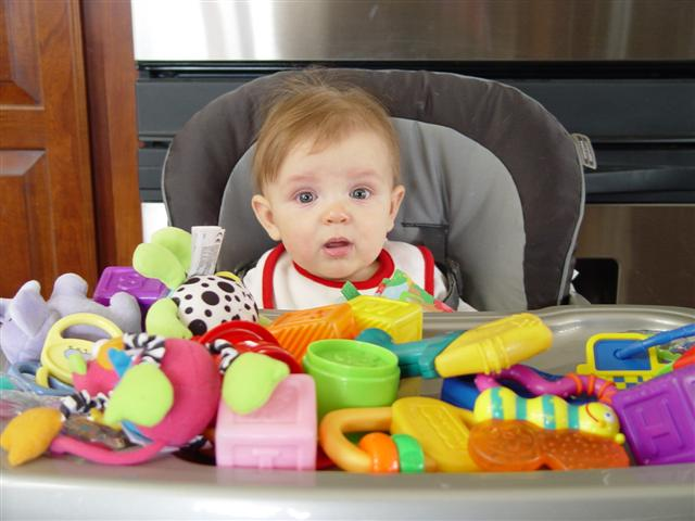 Choosing Toys For A Toddler : Therapy toys talk down syndrome