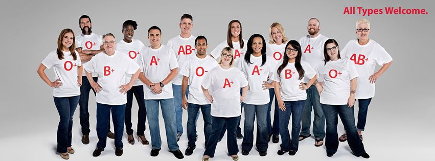 What is your type? Hoxworth Blood Center